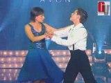 Slow Dance: Norka y Nahun (Bailando por un Sueño 08-11-08)