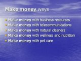 INTERNET INCOME - MAKE MONEY - MAKE MONEY ONLINE