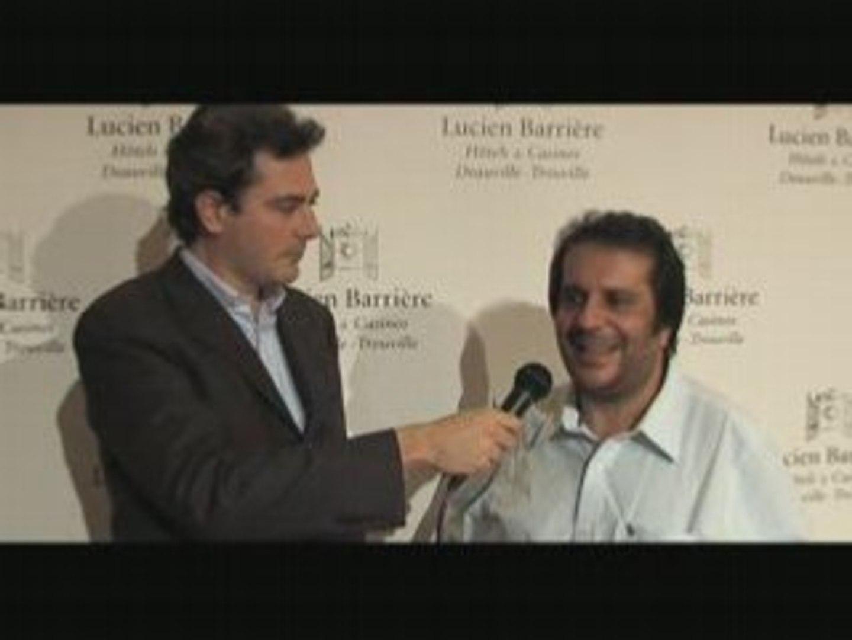 BPT Deauville - ITW Bruno Haddad