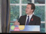 David Cameron spells the Conservatives tax plans