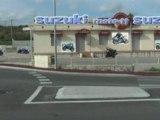 Moto-tt suzuki st etienne de fontbellon Ardéche decembre 08