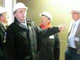 Visite du chantier de hôpital de cambrai (5)