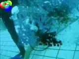 Baptème plongée - juin 2006