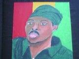 Peinture d'artistes HIP HOP/REGGAE and more SLNstreetart