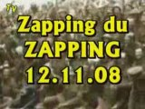 Zapping du Zapping (12.11.08)