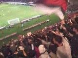 PSG Lille échange VA KOB allez paris! paris est magique!