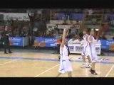 Basket, Pro B : Poitiers - Paris Levallois (2008-2009)