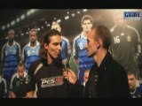 MGS08 Interview PES League et Stand PES 2009  Game Attitude