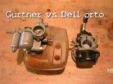 Caburateur gurtner vs dell orto