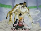 Amv one piece [luffy vs lucci] hit the floor
