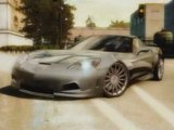 Need for Speed Undercover-'06 Corvette Z06