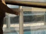 Eureka : Motorisation abri de piscine bas