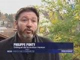 France 3 Pays de Corrèze - Congrès du PS - 13/11/2008
