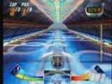 jeu N64 courses de Motos futuristes armées : Extreme G2