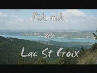 Pik nik au Lac St Croix le 28 09 08