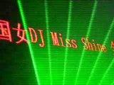 Dj Miss Shine Mix Live SHANGHAI (CHINE) SOS CLUB 2008