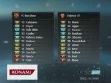 8 eme Journée Gr C FC Barcelone - FC Valence [CDH n°2]