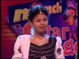 Munch Star Singer Junior Vinduja FM Director Round