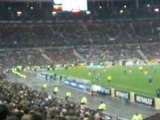"la ola au stade de france""match france-uruguay"""