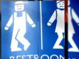 Find a toilet! Find a restroom! Find a bathroom!