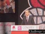 75e Congrès du Parti Socialiste à Reims
