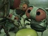 Le film d'animation Petits Pois Carottes
