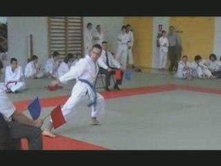 Coupe Combiné et Championnats Kata 64