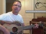 Acoustic Guitar Lessons - Guitar Strumming