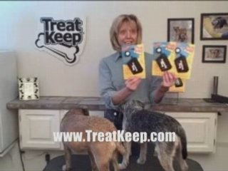 Gifts For Dog Lovers | Treat Keep – Dog Treat Bag