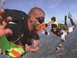 Saut en Parachute Tandem avec Abalone Parachutisme