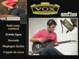 Micro-amplis Vox Amplug (La Boite Noire)