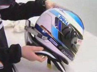 Understanding Formula One 2008: Helmet