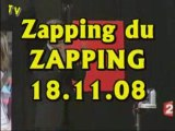 Zapping du Zapping (18.11.08)