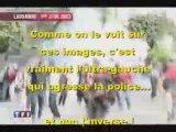 Sabotage Sncf, Comité Tarnac (L'insurrection qui vient)