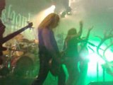 Korpiklaani -  Finnish Fire Tour Lyon 2008