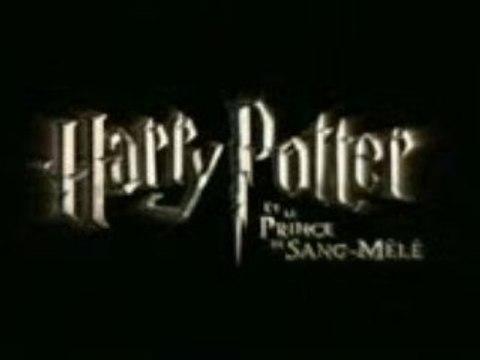 Harry Potter et le prince de sang mêlé version française