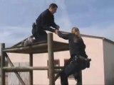 Les activités physiques en école de Police