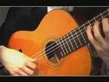 Classical Guitar Tab - Asturias Free