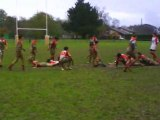 Minimes Rugby U.S.Dax Tournoi St Paul