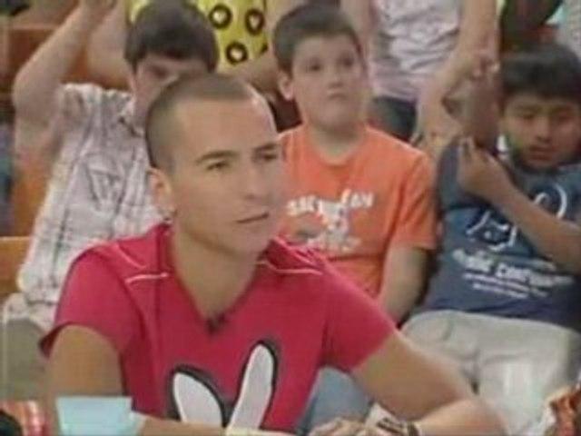 12 Jorge Lorenzo entrevistado por Gemma Nierga en TVE1