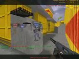 Counter strike Cheater - wallhack