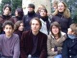 Concours élève lycée Charles et Adrien Dupuy au Puy en Velay