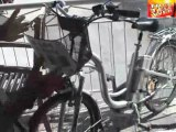 NICE TELE WEB - Villefranche-sur-Mer - Les vélos électriques