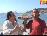 NICE TELE WEB - Villefranche-sur-Mer - La plage
