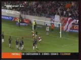 Foot - 2008-2009 - Reims-Lens - Is - 06 décembre 2008