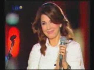 Majida el Roumi-live - ماجدة الرومي - مطرحك بقلبي