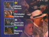 Chris y Alfonso - Actuacion Juvenil (Premios TVyNovelas 2006
