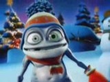 Crazy Frog - Merry Christmas (Clip)