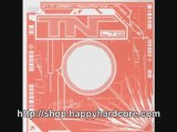 Cruze & Breaks Electro Hardcore, hardcore vinyl, TNCLTD018