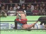 NOAH - Yoshinobu Kanemaru vs Atsushi Aoki